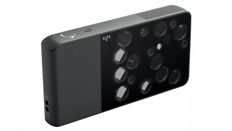 Камера Light L16