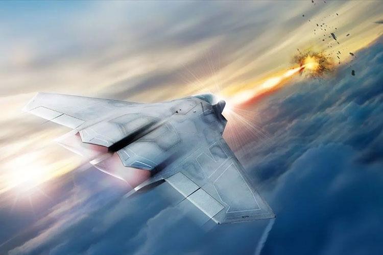 """ВВС США провели испытания лазера и успешно сбили несколько ракет"""""""