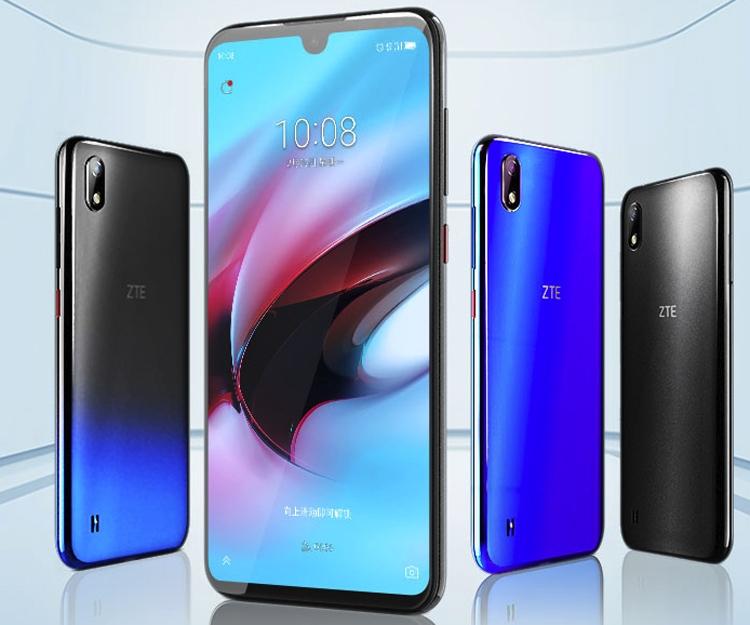 """ZTE Blade A7: недорогой смартфон с 6"""" дисплеем и процессором Helio P60"""