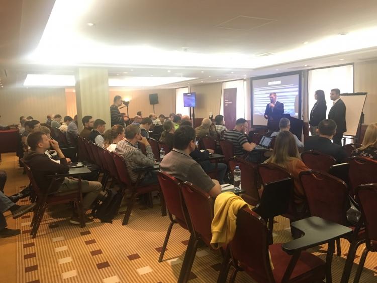 "Конференции Workshops 2019: анонс новинок и встречи с ключевыми партнёрами Synology"""