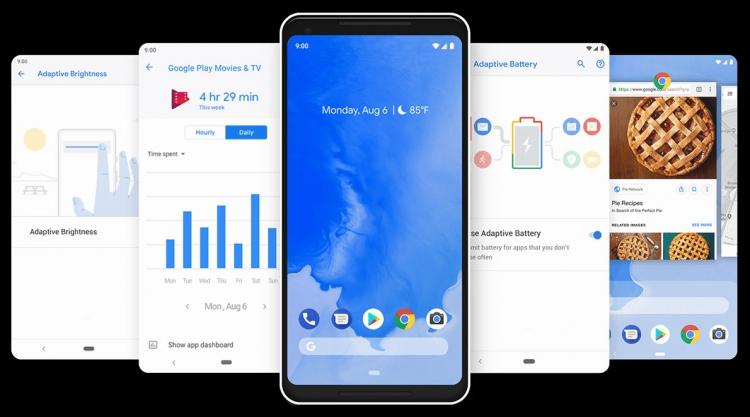"Количество активных устройств на базе Android достигло 2,5 млрд"""