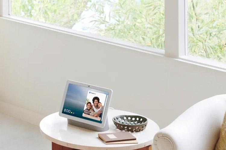 "Google представила 10"" центр умного дома the Nest Hub Max с камерой"""