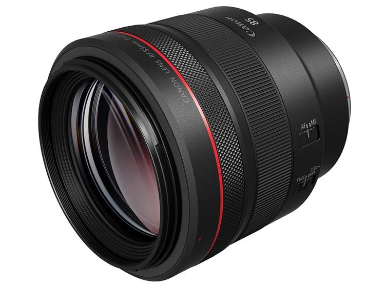 "Портретный объектив Canon RF 85mm F1.2 L USM оценён в $2700"""