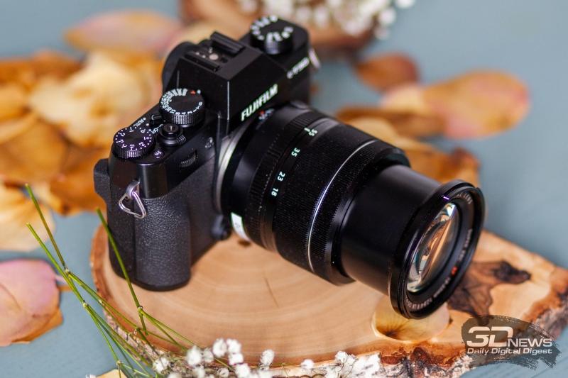 Обзор беззеркальной фотокамеры Fujifilm X-T30: лучшая travel-камера?