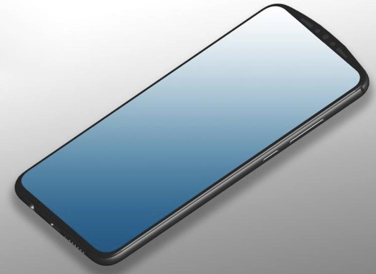 """Huawei придумала, как избавиться от выреза или отверстия в экране для селфи-камеры"""""""