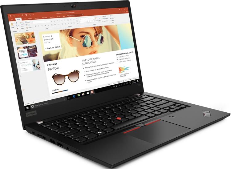 """Lenovo оснастила новые ноутбуки ThinkPad чипом AMD Ryzen Pro второго поколения"""""""