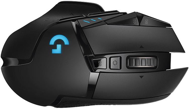 """Logitech G502 LightSpeed: беспроводная мышь с датчиком на 16 000 DPI"""""""