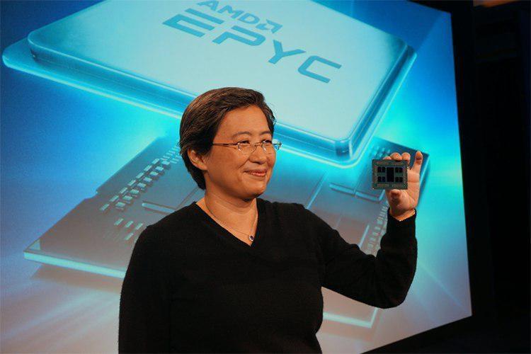"""Доля AMD на процессорном рынке смогла превысить 13 %"""""""