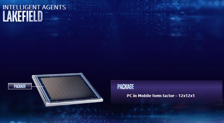 """Новые подробности о гибридных пятиядерных процессорах Intel Lakefield"""""""