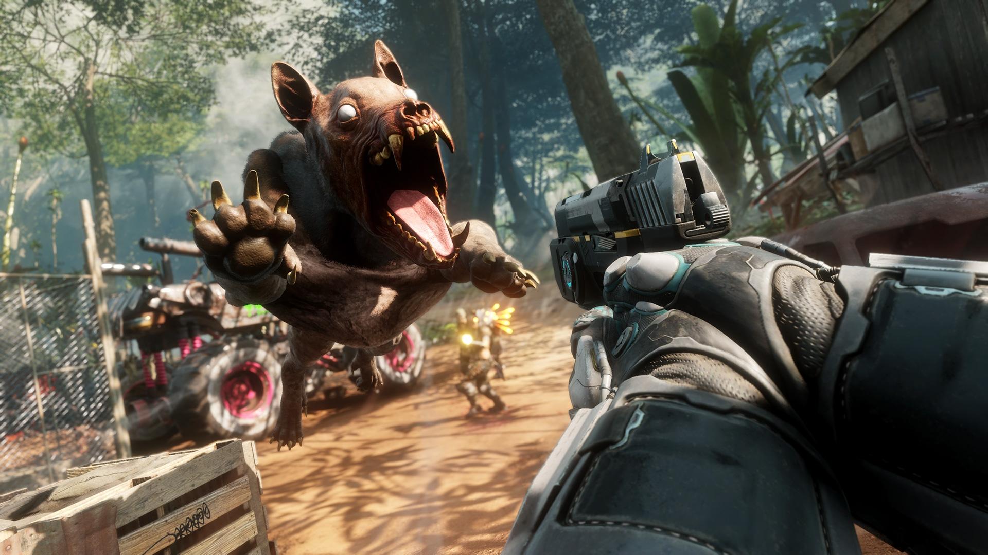 Рецензия на игру rage 5333