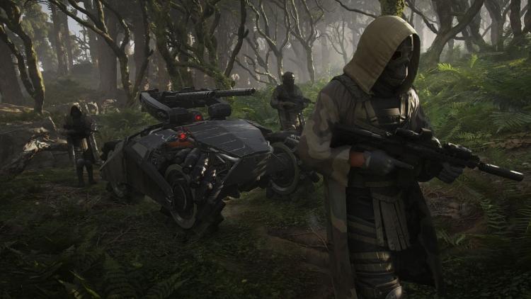 """Видео: осенью в Ghost Recon Breakpoint игроки бросят вызов Призракам"""""""
