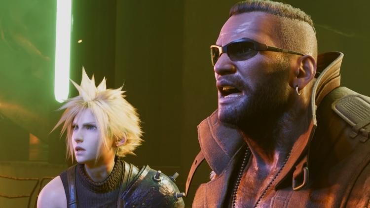 """Новый яркий ролик Final Fantasy VII Remake обещает подробности в июне"""""""