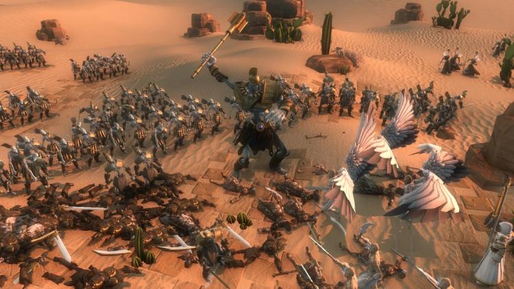 """Humble Bundle бесплатно раздаёт 4X-стратегию Age of Wonders III"""""""