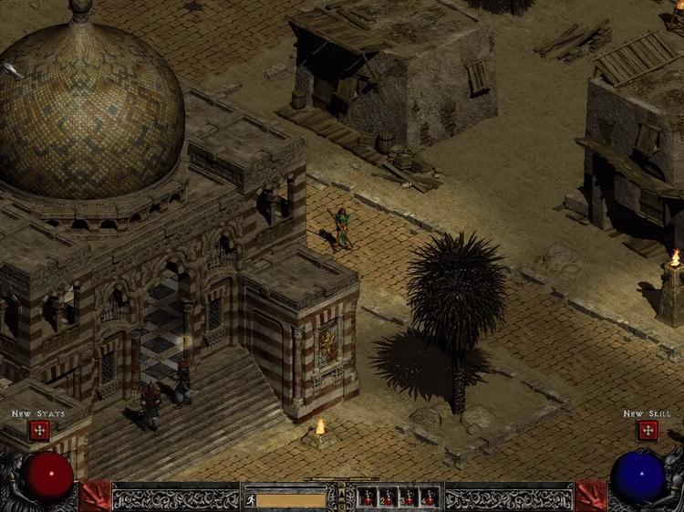 """Фанат с помощью нейросетей показал, как мог бы выглядеть ремастер Diablo II"""""""