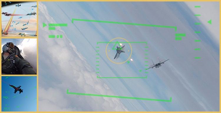 Иллюстрация к анонсу запуска прораммы ACE (DARPA)