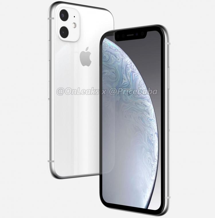 """iPhone XR 2019 получит новые цвета корпуса и двойную тыльную камеру"""""""