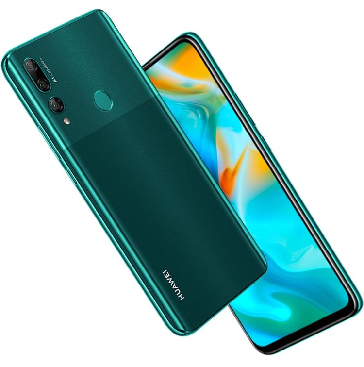 """Huawei Y9 Prime (2019): смартфон с большим экраном и выдвижной камерой"""""""