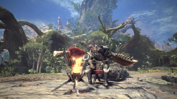 "Обладатели PS4 могут бесплатно опробовать Monster Hunter: World"""