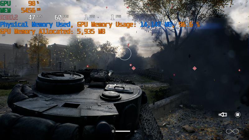 Battlefield V, GeForce RTX 2060, лучи, нехватка видеопамяти и ужасные лаги