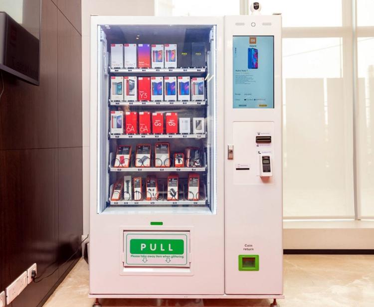 """Xiaomi Mi Express Kiosk: автомат по продаже смартфонов"""""""