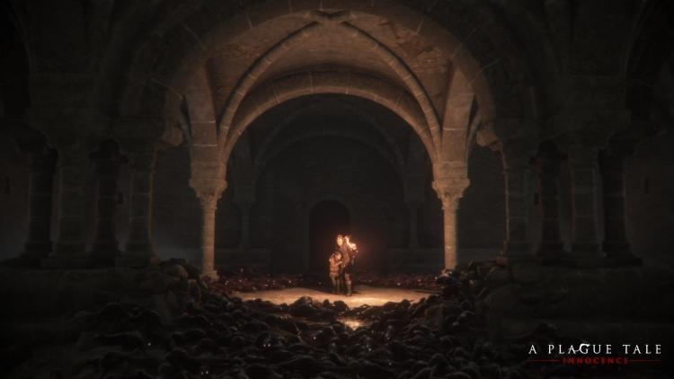 """Мрачный кинематографический трейлер к запуску A Plague Tale: Innocence"""""""