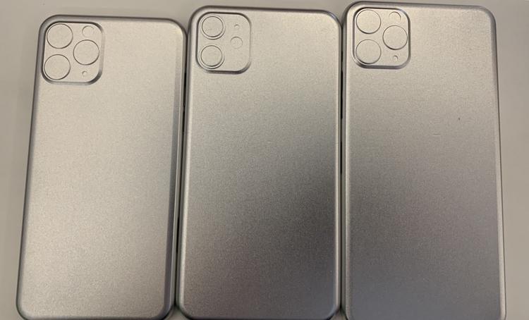 """Оттиски корпуса подтверждают наличие новой системы камер у будущих iPhone"""""""