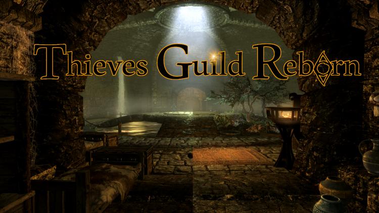 """Фанат выпустил модификацию для The Elder Scrolls V: Skyrim, расширяющую сюжет Гильдии воров"""""""