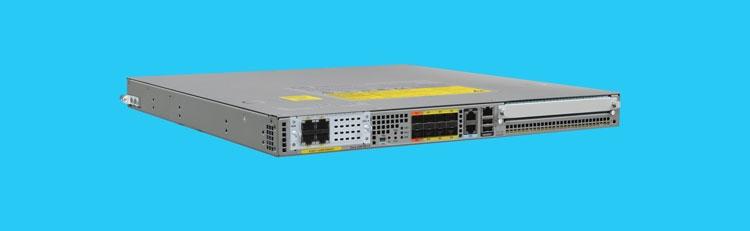 Маршрутизаторы Cisco серии 1001-X