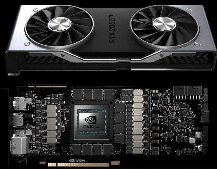 """NVIDIA готовит обновлённые видеокарты Turing с более скоростной памятью"""""""