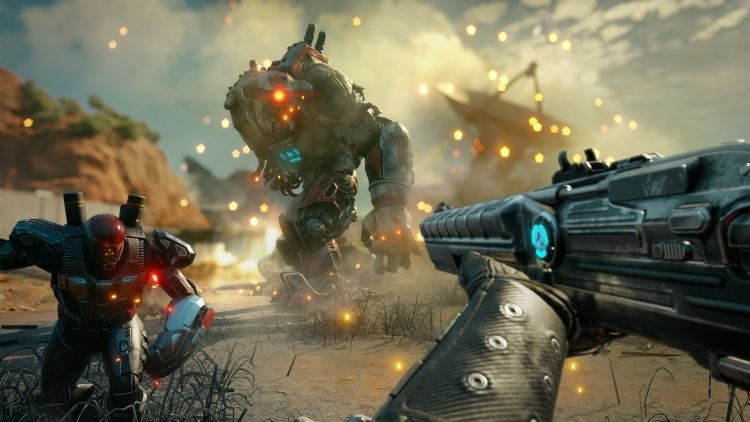 Rage 2 support and Windows Update May 10, 2019