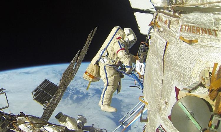 """Сделано в России: новый кардиодатчик позволит отслеживать состояние космонавтов на орбите"""""""