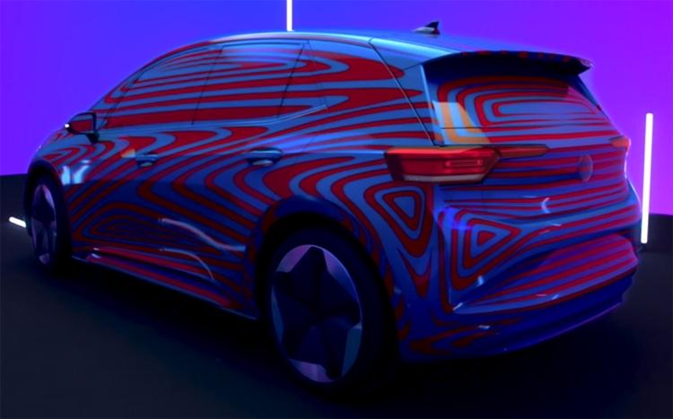 Volkswagen строит два завода, чтобы обойти Tesla