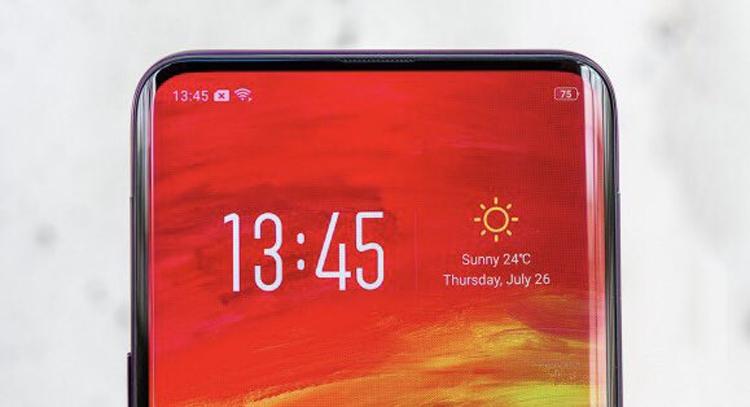 OPPO спрячет селфи-камеру за дисплей смартфонов