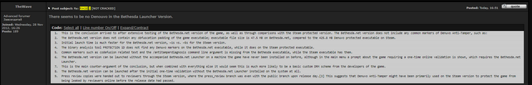 """Bethesda случайно помогла пиратам избавить RAGE 2 от Denuvo"""""""