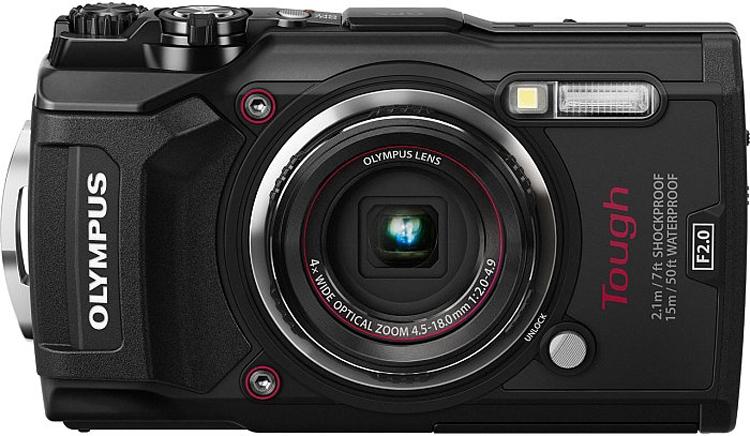 """Olympus готовит внедорожный фотоаппарат TG-6 с поддержкой 4К-видео"""""""