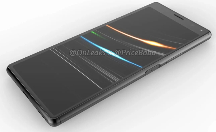 "Sony Xperia 20: смартфон среднего уровня предстал на рендерах"""