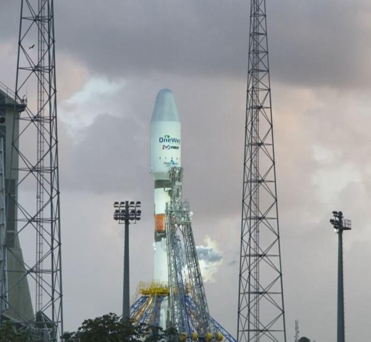 """Первые спутники OneWeb прибудут на Байконур в августе–сентябре"""""""