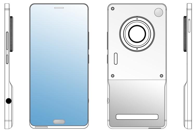 "В Hisense придумали «настоящий гибрид» смартфона и фотокамеры"""