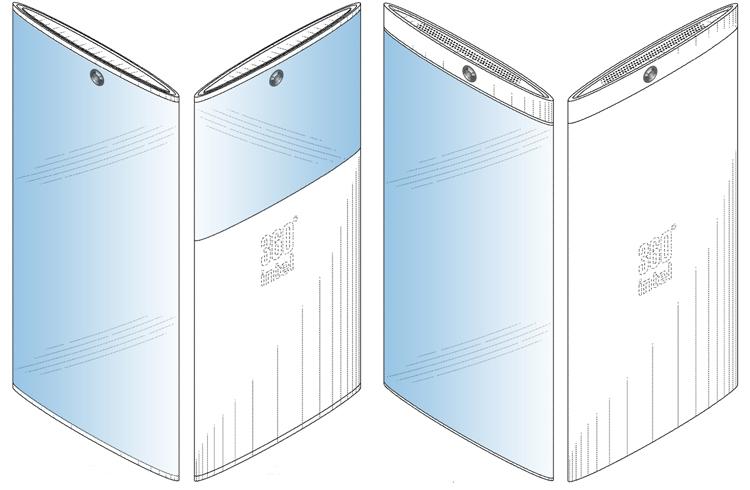 """Два дисплея и панорамные камеры: Intel проектирует необычные смартфоны"""""""