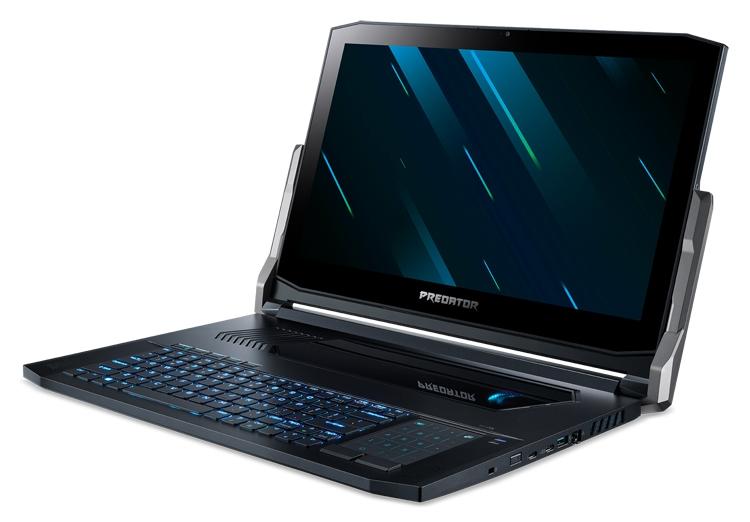 Игровой ноутбук-трансформер Predator Triton 900 с вращающимся экраном оценён в 370 тыс рублей