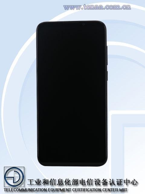 Смартфон Meizu 16Xs с тройной камерой показал лицо