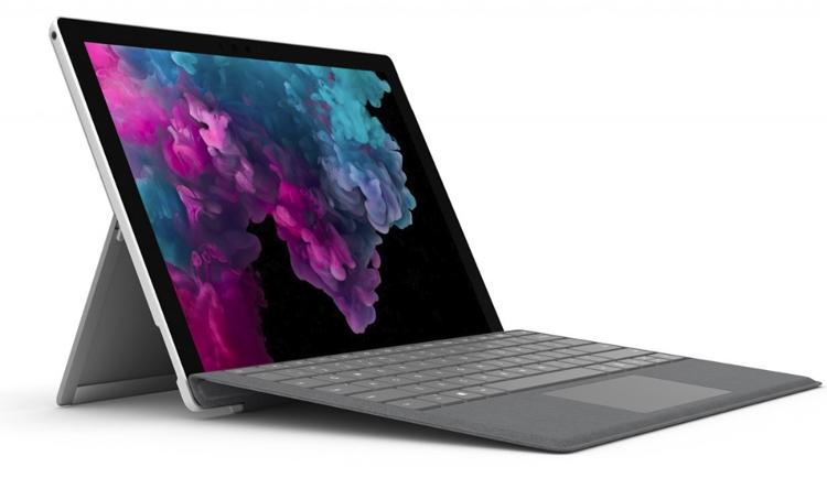 """Компьютеры Microsoft Surface Pro 6 и Surface Book 2 выйдут в новых версиях"""""""