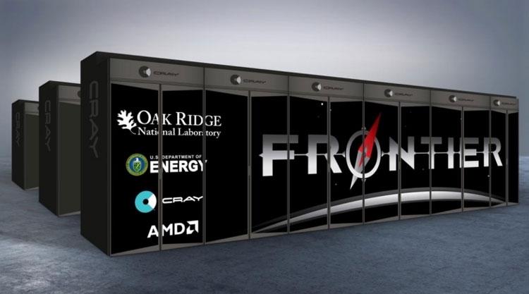 Не исключено, что вводить в эксплуатацию суперкомпьютер Frontier компания Cray будет уже в статусе собственности HPE