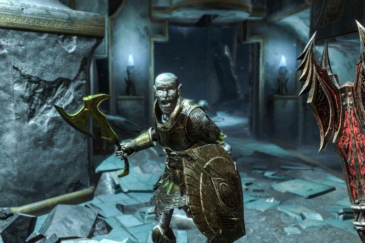 """Bethesda поделилась подробностями крупного обновления The Elder Scrolls: Blades"""""""