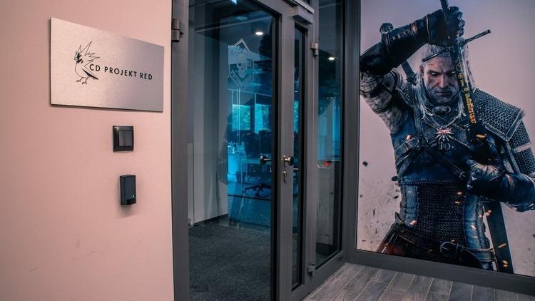 Офис CD Projekt RED в Кракове. Фото reddit.com