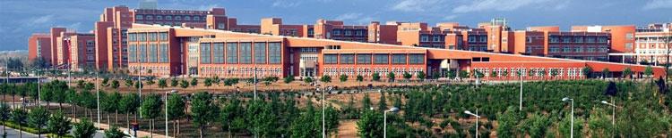 Панорама Университета в Чжэнчжоу