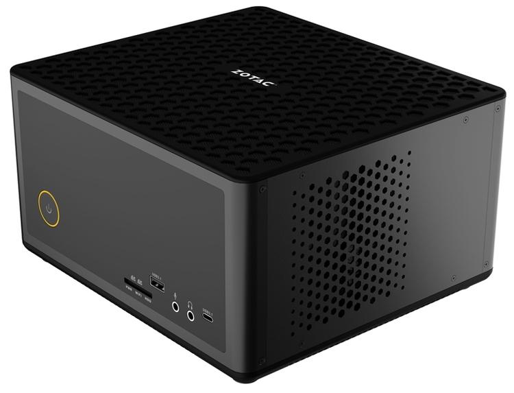 Новые мини-компьютеры ZOTAC ZBOX Q Series совмещают чип Xeon и графику Quadro