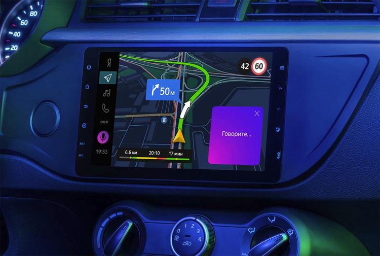 """Медиасистема «Яндекс.Авто» появится в автомобилях LADA, Renault и Nissan"""""""