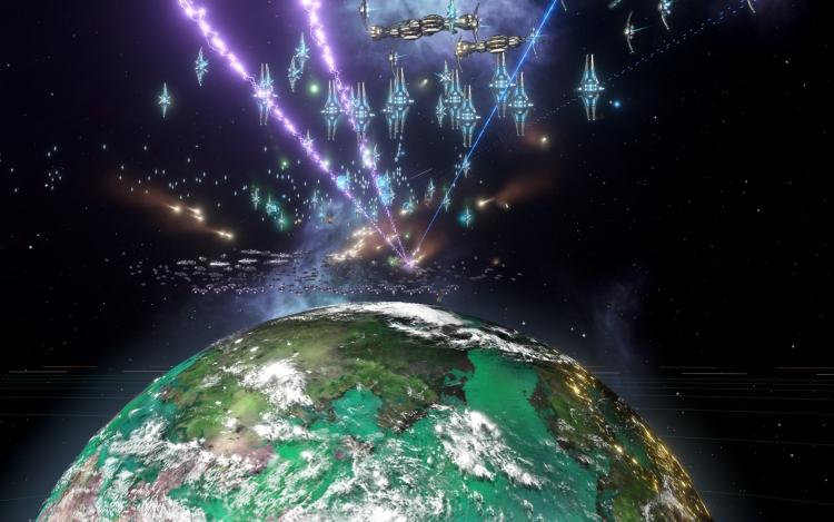 """В консольной версии Stellaris появился многопользовательский режим"""""""