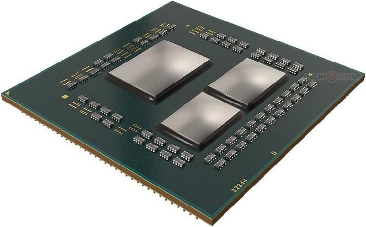 """Образец 16-ядерного Ryzen 3000 показал впечатляющую производительность в Cinebench R15"""""""
